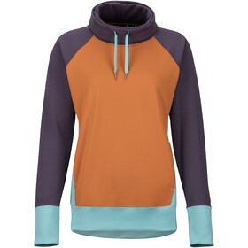 Marmot Marley Midlayer Women orange/purple